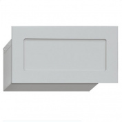 Salsbury Industries 2255ALM Mail Drop - Aluminium
