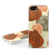DecalGirl AIP5C-ROSES DecalGirl Apple iPhone 5 Hard Case - Roses