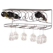 Oenophilia 10001 Wine Bar Wall Rack
