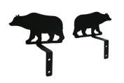 Village Wrought Iron CUR-S-14 Bear Swags