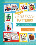 Quiet Book Patterns, Includes CD ROM