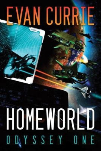 Homeworld (Odyssey Series) by Evan Currie.
