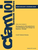 Studyguide for Microelectronic Circuit Analysis and Design by Neamen, Donald