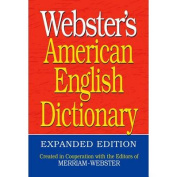 Webster's American English Dictionary Expanded Edition