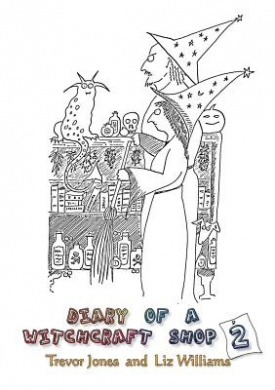 Diary of a Witchcraft Shop 2