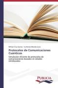 Protocolos de Comunicaciones Cuanticos [Spanish]