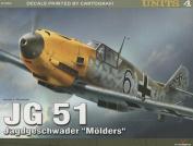 "JG 51 Jagdgeschwader ""Molders"""