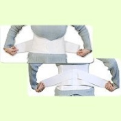 Body Sport BDS102XLG Body Sport Dual Control Lumbosacral Body Support