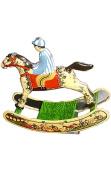 Alexander Taron MS482 Jockey on Horse