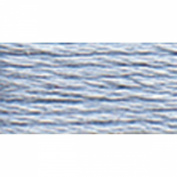 DMC Six Strand Embroidery Cotton 8.7 Yards-Light Grey Blue-New Family
