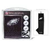 Team Golf 32220 Philadelphia Eagles Embroidered Towel Gift Set