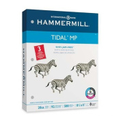 Hammermill 162032 Tidal Three-Hole Copy Paper 92 Brightness 9.1kg Letter 5000 Sheets