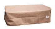 Duck Covers MOT403618 Small Patio Ottoman-Coffee Table Cover