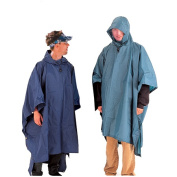 Liberty Mountain 518575 Rain Gear Backpacker Poncho - Navy