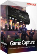 Roxio Inc 248400 Game Capture - Xbox 360-Ps3