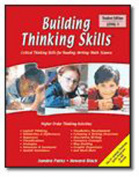 Building Thinking Skills Book 1