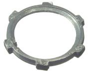 Halex - adalet 5.1cm . Zinc Die Cast Locknut 01920B