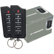 Python 5104P 1-Way Security System With Remote Start