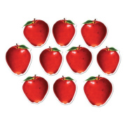 Beistle 54198 Mini Apple Cutouts