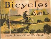Hot Stuff Enterprise 3628-12x18-VA Bicycle Sears Roebuck Poster