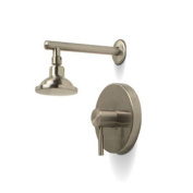 Quality Home Items 120092 1 Handle Shower only in Brushed Nickel