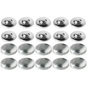 I-Top Button Daddies 16mm 10/Pkg-