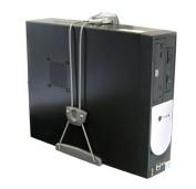 ERGOTRON 80-105-064 18 x 8.5 Universal Cpu Holder