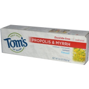 Tom's Of Maine Natural Baking Soda Toothpaste with Propolis & Myrrh Peppermint