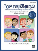Alfred 00-31231 Pop Partners - Music Book