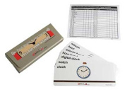 Califone International MCFTT Telling Time - Supplemental Reading And Writing
