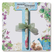 Lissom Design 29015 Mouse Note Pad - GB