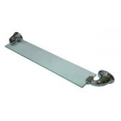 Kingston Brass BA629 Shelf Magellan Accessory Glass; Polished Chrome
