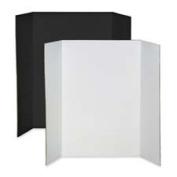 Elmerft.s Products Inc EPI730191 Scholar Pro Display Board- 36in.x48in.- Black