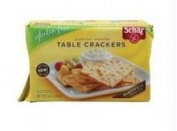 Schar 65826 Schar Table Crackers - 6x7.4 OZ