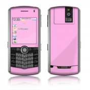 DecalGirl BBP-SS-PNK BlackBerry Pearl Skin - Solid State Pink