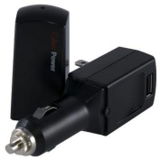 Cyberpower CPTUC01 Mobile Power USB Charger for Home Office and Auto