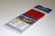Medtech Wristbands T030010060P0100 100 Supertek .190cm . Solid Red