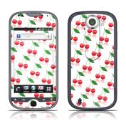 DecalGirl HM4S-CHERRY DecalGirl HTC MyTouch 4G Slide Skin - Cherry