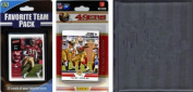 C & I Collectables 201249ERSTSC NFL San Francisco 49ers Licenced 2012 Score Team Set and Favourite Player Trading Card Pack Plus Storage Album