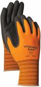 Atlas Glove WG510S Small Sienna Wonder Grip Nitrile Palm Gloves