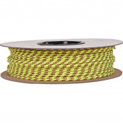 Abc 441033 3mm x 300 ft. accessory Cord - Yellow