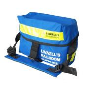 Blancho Bedding MB-S804-BLUE The Adventurers - Blue Multi-Purposes Messenger Bag / Shoulder Bag