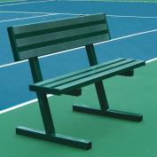 Jaypro Sports PB40PC 1.2m Court Side Tennis Bench