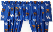 College Covers KENCVL Kentucky Printed Curtain Valance- 84 x 15
