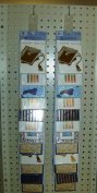 Fantus Paper Products GRAD-CLP 8ct Graduation