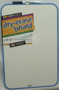 Dooley Boards Inc 28cm . X 43cm . Vinyl Dry Erase Board 1117 MBV