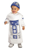 Rubies Costumes 185256 Star Wars R2D2 Toddler Costume