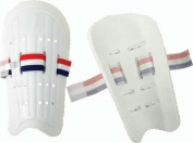 Olympia Sports SR004P 20cm . Shin Guards with hook and loop