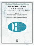 Alfred 00-DH9903C Dancin into the 20s- A Ragtime Dance Music Revue - Music Book