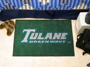 FanMats Tulane University Starter Mat F0001046